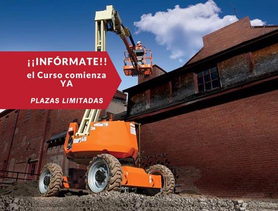 OPERADOR DE PLATAFORMA ELEVADORA